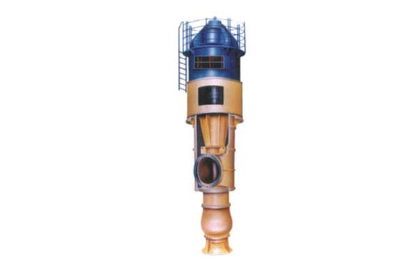 H型立式斜流泵
