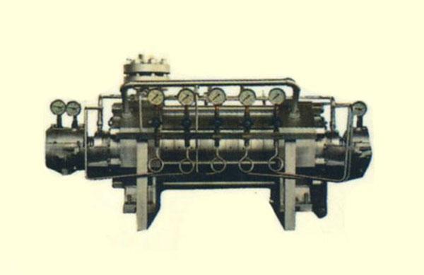 DY型多级离心油泵